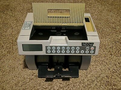 Brandt Electronic Currency/Money/Bill Counter USED