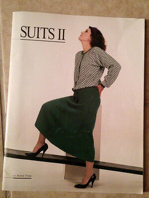Suits II instruction booklet for knitting machines