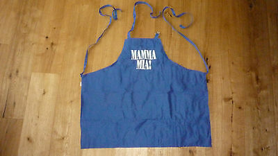 ABBA Mamma Mia Apron From Broadway Musical NEW Promotional Item RARE Bargain NR
