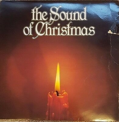 The Sound Of Christmas Various Artists Double Vinyl LP Record Stereo 33 62010 EX