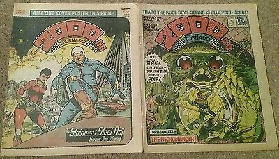 2000AD Progs 170 & 171 -  2 comic collection