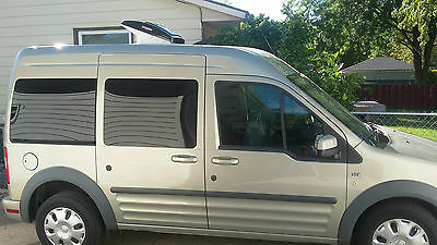 2013 Ford Transit Connect CAMPERVAN great daily driver efficient fits in garage