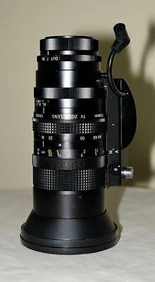Canon 16-160mm f2.2 TV Zoom Lens - READ!!