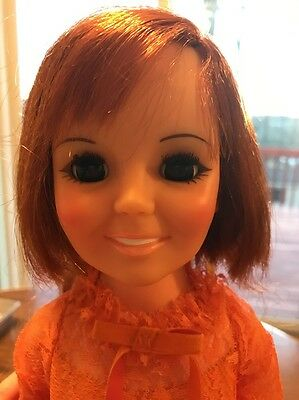 1969 Beautiful Ideal Crissy Doll Hair That Grows