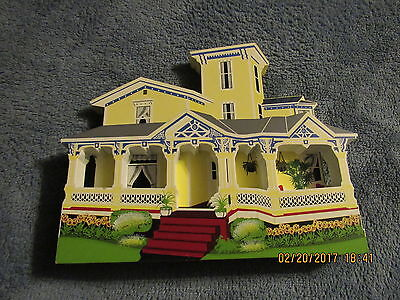 1997 Shelia's Collectible House Halstead House Coldwater Michigan 1870