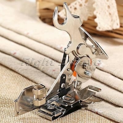 80*66mm Ruffler Foot Presser Feet with Instructions For Low Shank Sewing Machine