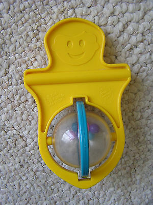 1994 The First Years Bouncy Seat Replacement Rattle Toy