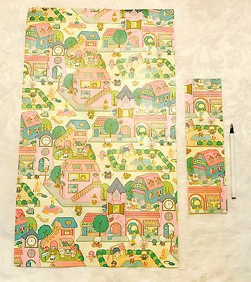 Vintage Sanrio Hello Kitty My Melody Shopping Bags Lot  1976