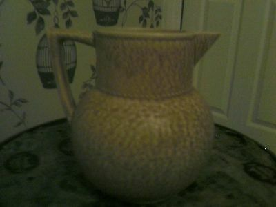 Vintage Price Kensington large Pottery Jug 24 beautiful condition