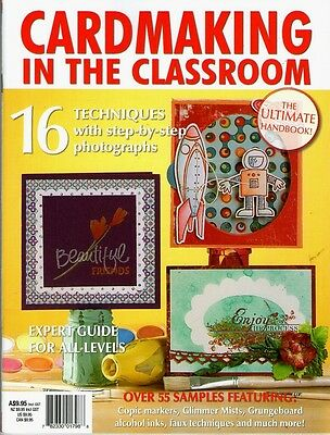 Cardmaking In The Classroom Magazine