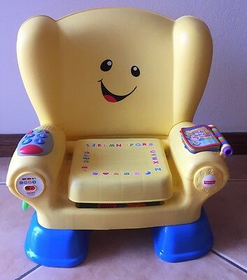 Fisher And Price Laugh And Learn Chair