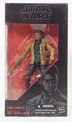 Hasbro Star Wars The Black Series 01 Finn (Jakku) Nrfb