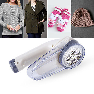 Lint Remover Clothes Fluff Fuzz Clothes Fabric Sweaters Shaver Battery Powered