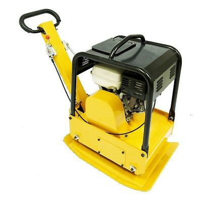 """Reversible Vibratory Plate 350 lbs with 9HP Engine 20x27"""" Plate size BRAND NEW"""
