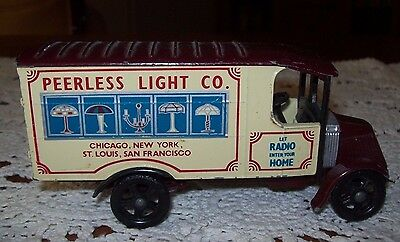 Rare Old Collectable Corgi Vintage Metal Van - Made in Gt Britain