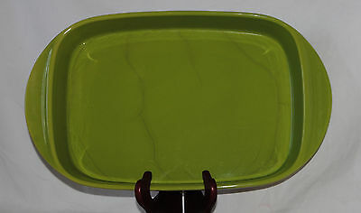 Chantal Ovenware Baking Cassserole Dish Green Gray Marbling Rectangle 3.5QRT EC