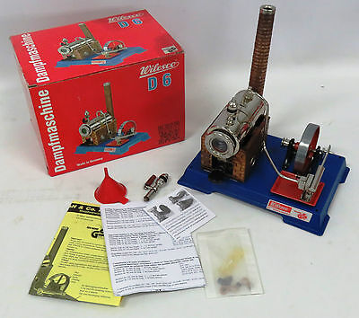 Wilesco D5 Toy Steam Engine Kit - Made In Germany - 89045