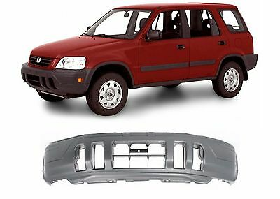 Replacement Front Bumper Cover For 1997-2001 Honda CR-V New Free Shipping USA