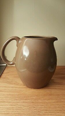 Russel Wright Iroquois Casual Nutmeg Pitcher