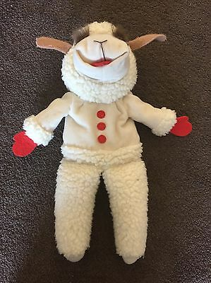 Lamb Chops vintage puppet toy full body GREAT COND collectable