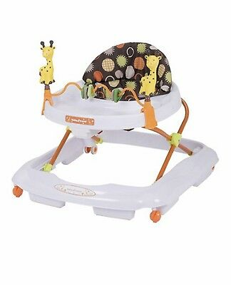 Baby Trend Safari Kingdom Baby Activity Walker Infant Toddler Learning  Toy