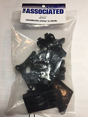ASC7117 Team Associated Front and Rear GearBoxes/ProLite/ProRally/ProSC