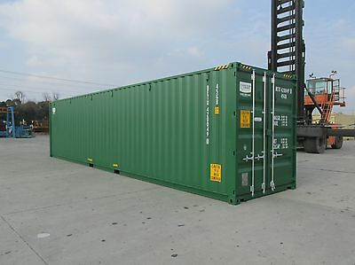 Shipping Containers - single use 40' high cube in Brisbane