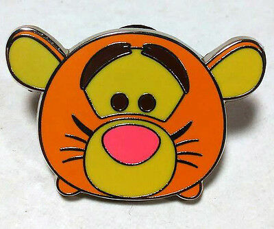 Disney Pin 108015 Tsum Tsum Tigger Mystery Pack Disney Pin NEW 100% Authentic