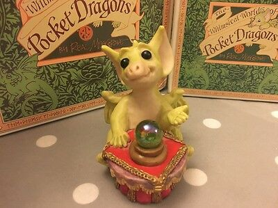 Pocket dragons By Real Musgrove - See All... Knows All