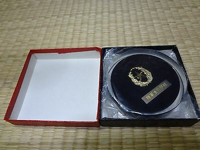Imperial Japanese Army Academy Military medal CASE MEDAL PIN BADGE ARMY NAVY