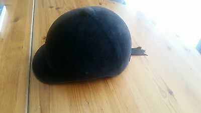 horse riding helmet size 55 or 6 3/4
