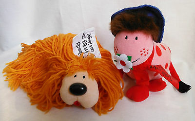 Magic Roundabout Dougal & Ermintrude Serge Danot Golden Gifts 1993