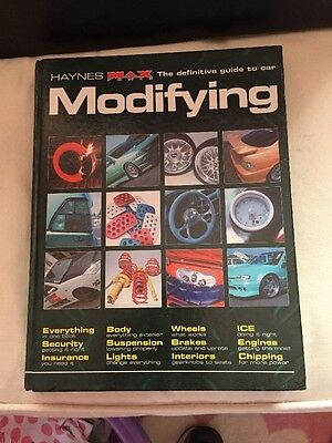 Haynes Max Power Guide To Modifying