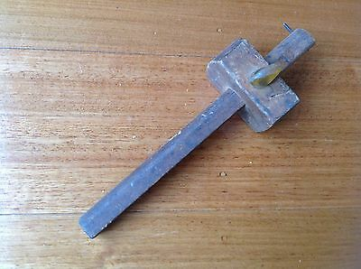 Antique MARPLES Mortise Gauge.