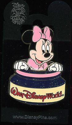 WDW Inkwell Minnie Mouse Disney Pin 49938