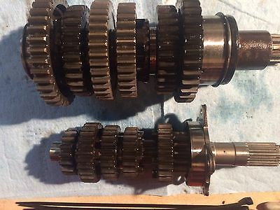 R1 5vy 2005 Engine Gearbox