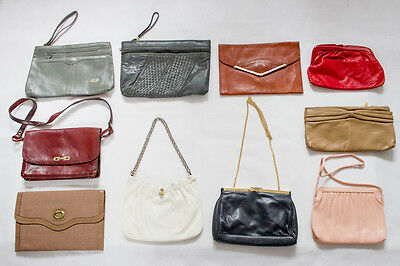 Job Lot Of 10 Handbags. Mix Of Colours, Sizes And Styles. #4
