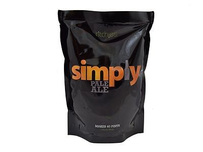 Simply Pale Ale Beer Kit Homebrew 1.8Kg Makes 40 Pints 23 Litres Home Brew