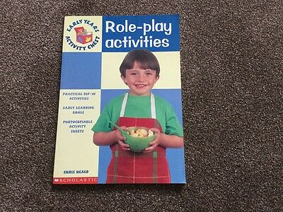 Early Years Activity Chest- Role Play Activities by Chris Heald