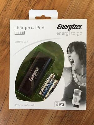 Brand New Energizer Charger For Ipod