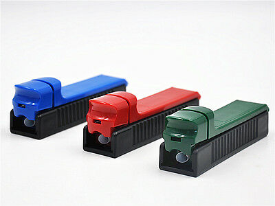 1 X 60MM Size Cigarette Tube Injector Roller Maker Tobacco ABS Rolling Machine