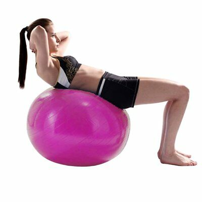 New 65CM Pink Anti-Burst Gym Exercise Swiss Yoga Fitness Ball Pregnancy Birthing