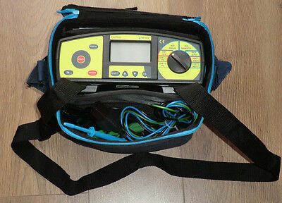 Metrel Easitest MI 2087 AL2 Multi-Function Tester