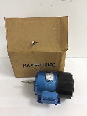 New Parvalux 125w SD13 AC Electric Motor 3-Phase 1400RPM 4-Pole W08482 3-PH