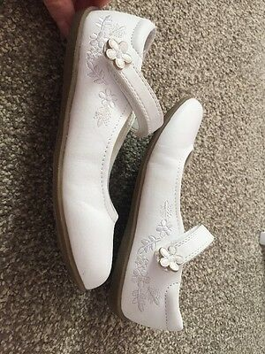 Girls bridesmaid/ Communion shoes Size 11