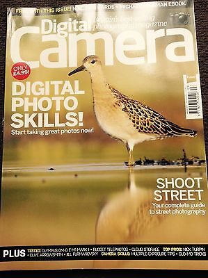 Digital Camera Magazine March 2017 RRP £4.99 Photography Tips Tricks Exposure