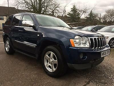 Jeep Grand Cherokee 3.0CRD V6 auto Limited 2006