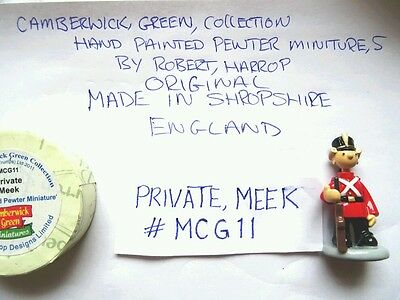camberwick green collectable private Meek MCG11 brand new.