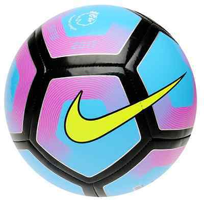 Nike 2017 Premier League Football Soccer Ball Size 5 Strike Ordem Pitch