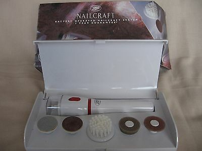 Boots Nailcraft Battery operated System